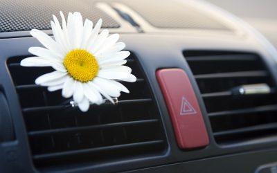 Get Fresh Air Inside Your Car