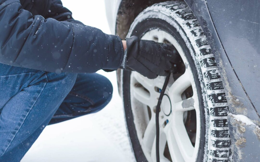 Should I inflate my tires in the winter?
