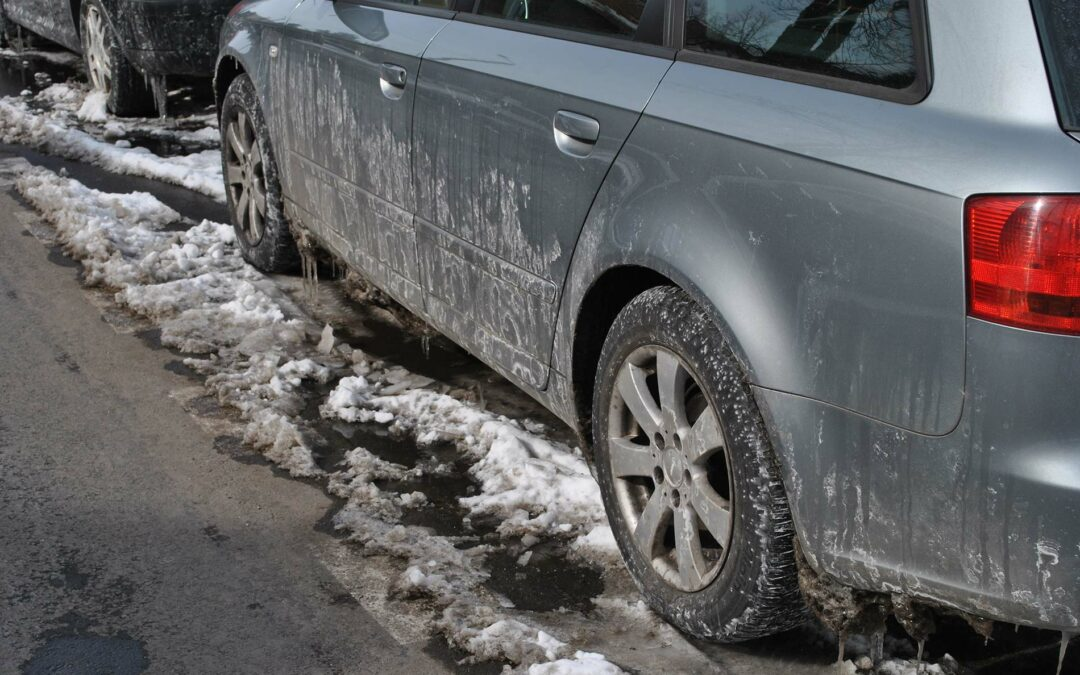 Does road salt cause rust?