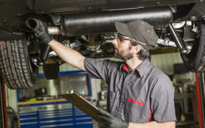 Why keep your muffler in good condition?
